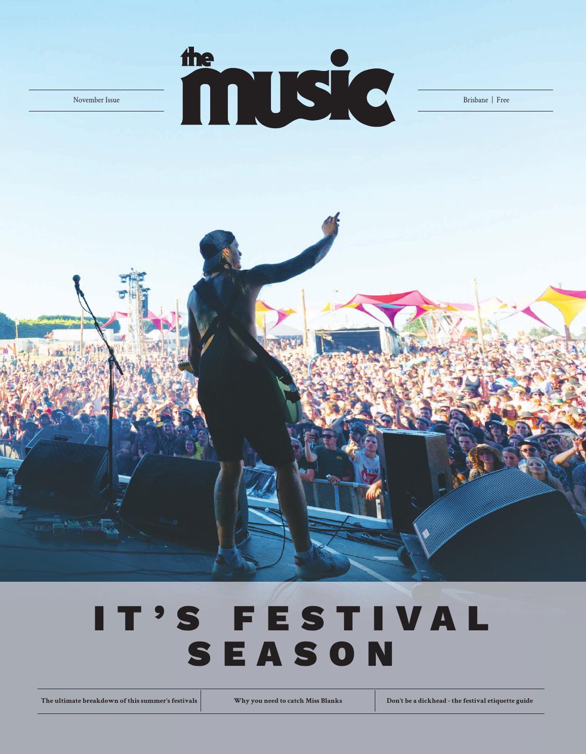 b760d033a642f5 The Music (Brisbane) November Issue by TheMusic.com.au - issuu