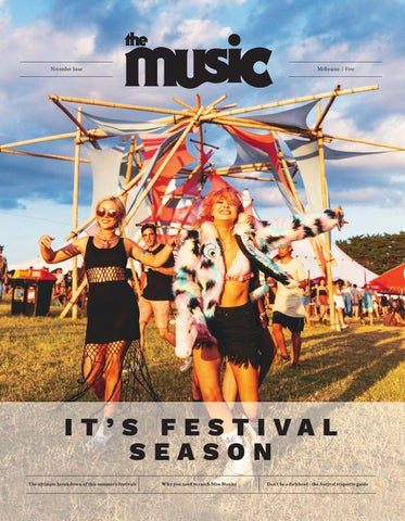 The Music (Melbourne) November Issue by TheMusic.com.au - issuu 94d1f28f4f