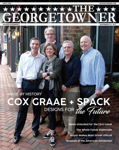 7327546079f The Georgetowner November 8, 2017 Issue by Georgetown Media Group ...