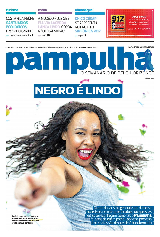 Pampulha, sábado - 04 11 2017 by Tecnologia Sempre Editora - issuu 4cfdb6a5ea