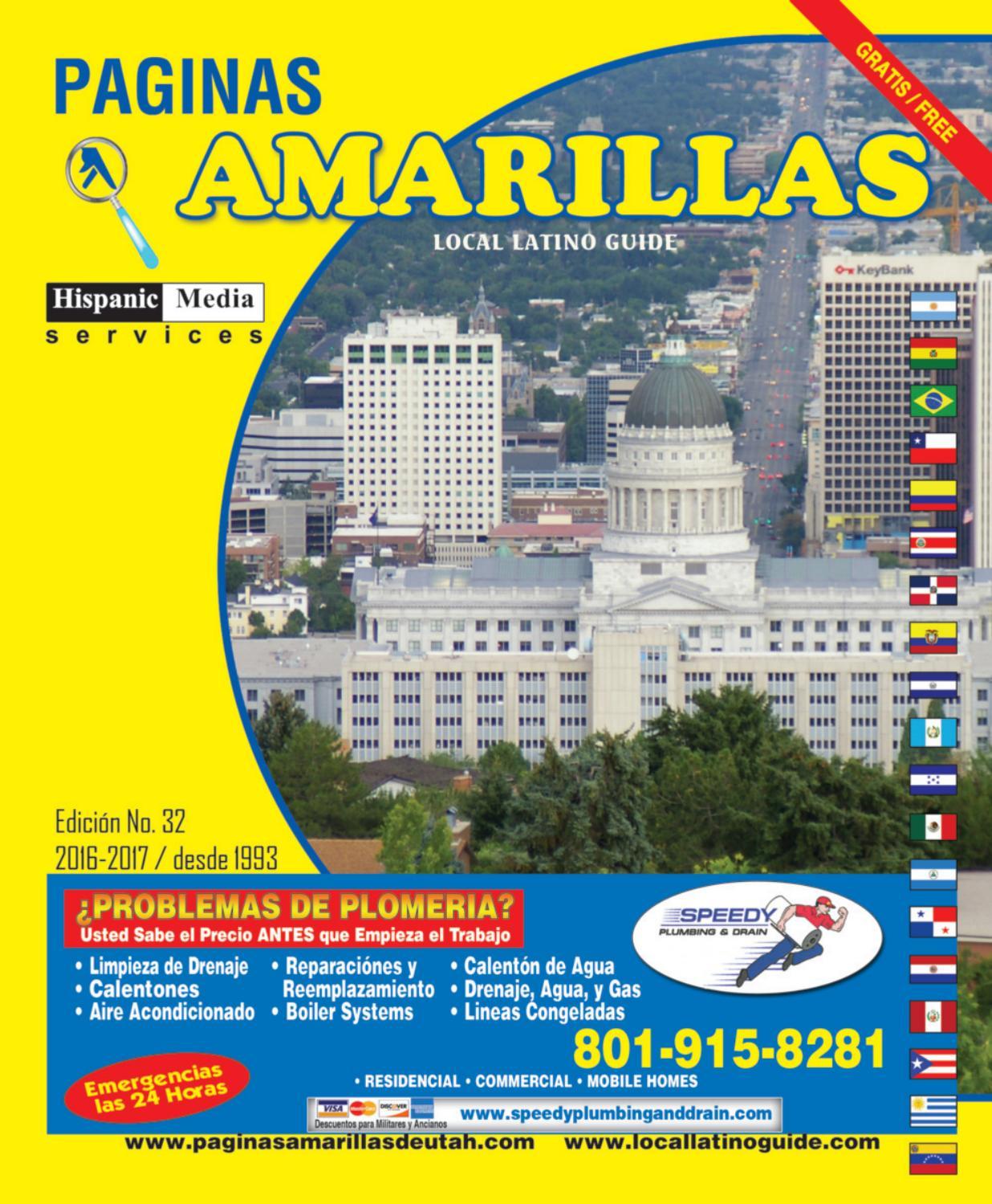 Guia local latina 2016 by Paginas Amarillas - Guia Local Latina - issuu