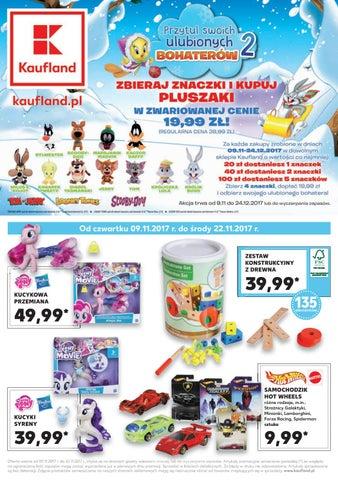 Kaufland Zabawki Gazetka Od 911 Do 22112017 By Iulotkapl