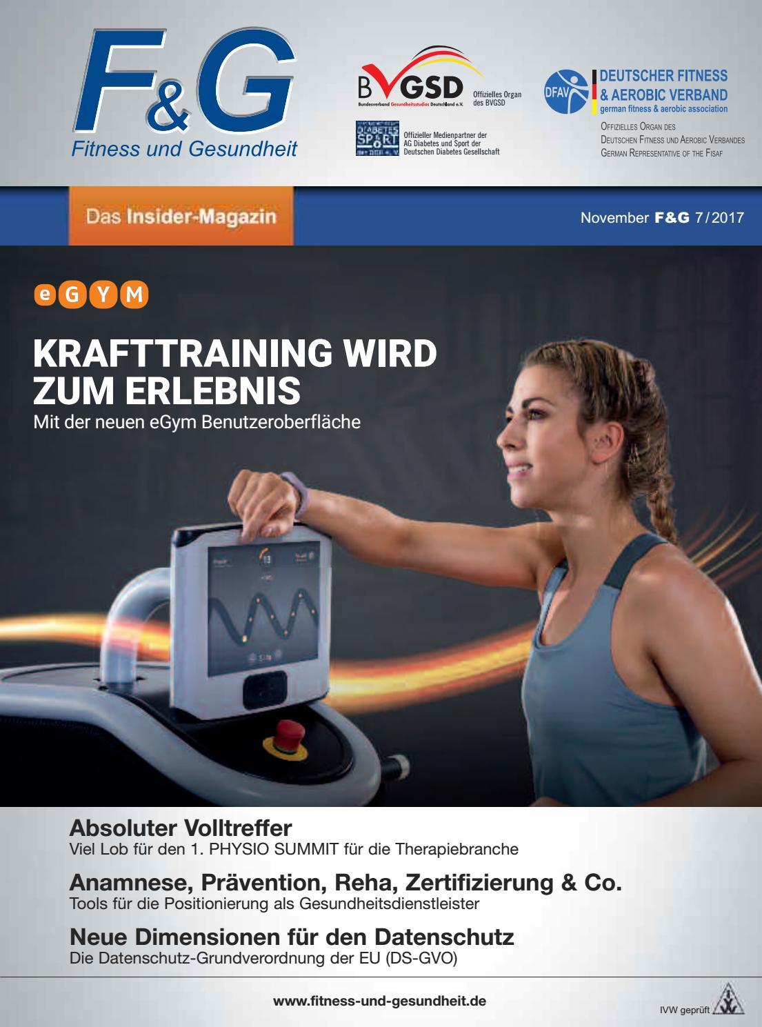 Gewichtsverlust Ergebnisse mit Virtual Gym DJ