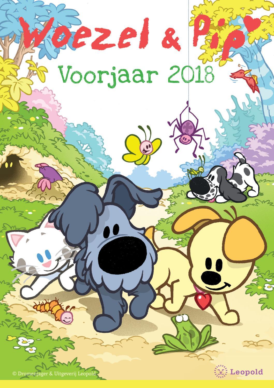 woezel pip voorjaar 2018 by wpg kindermedia issuu