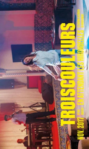Troiscouleurs 156 Novembre 2017 By Troiscouleurs Issuu