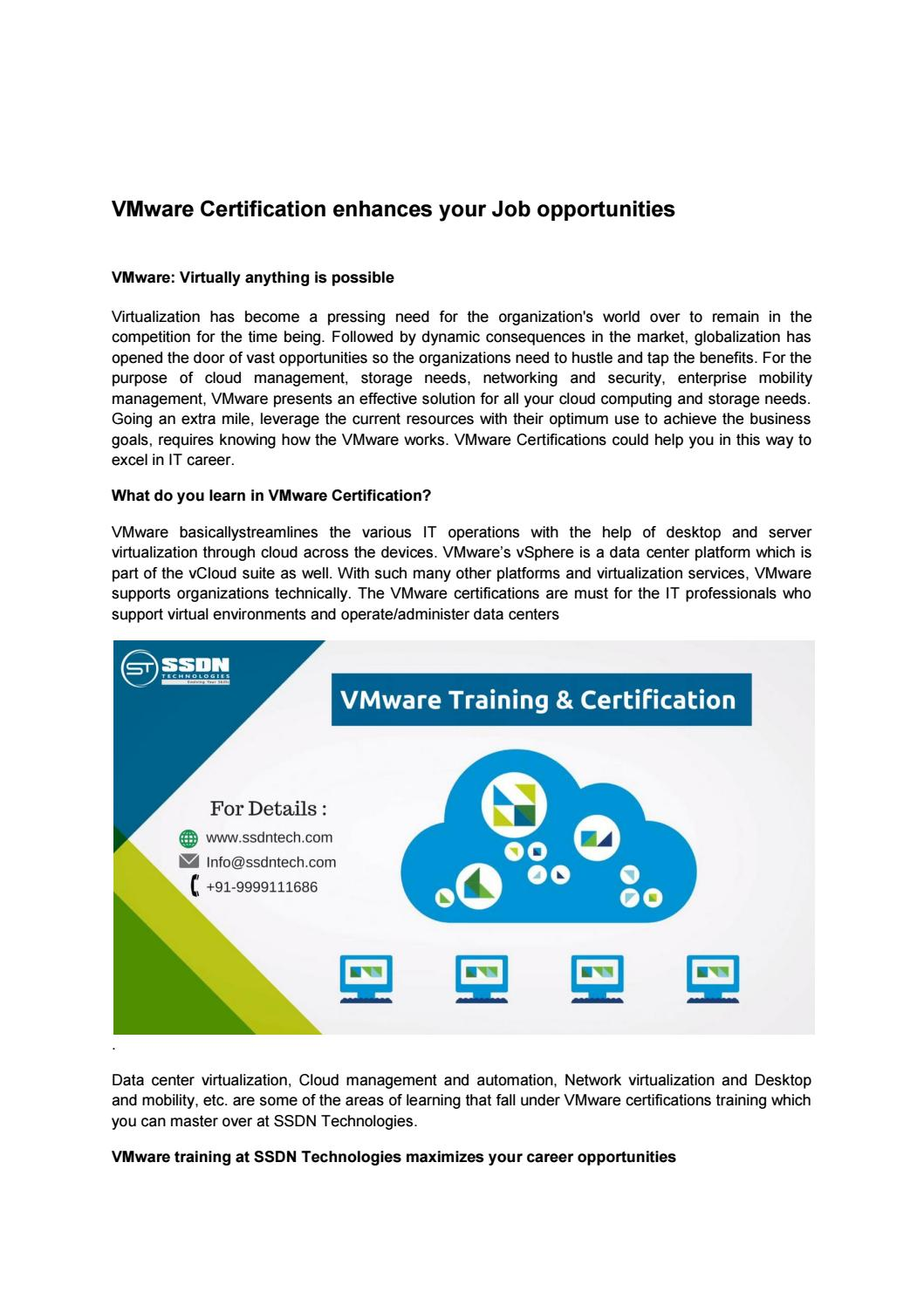 Vmware Training In Delhi Vmware Training Company Gurgaon By Roland