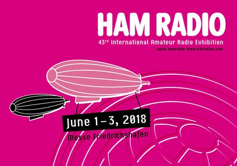 Radio friedrichshafen Ham