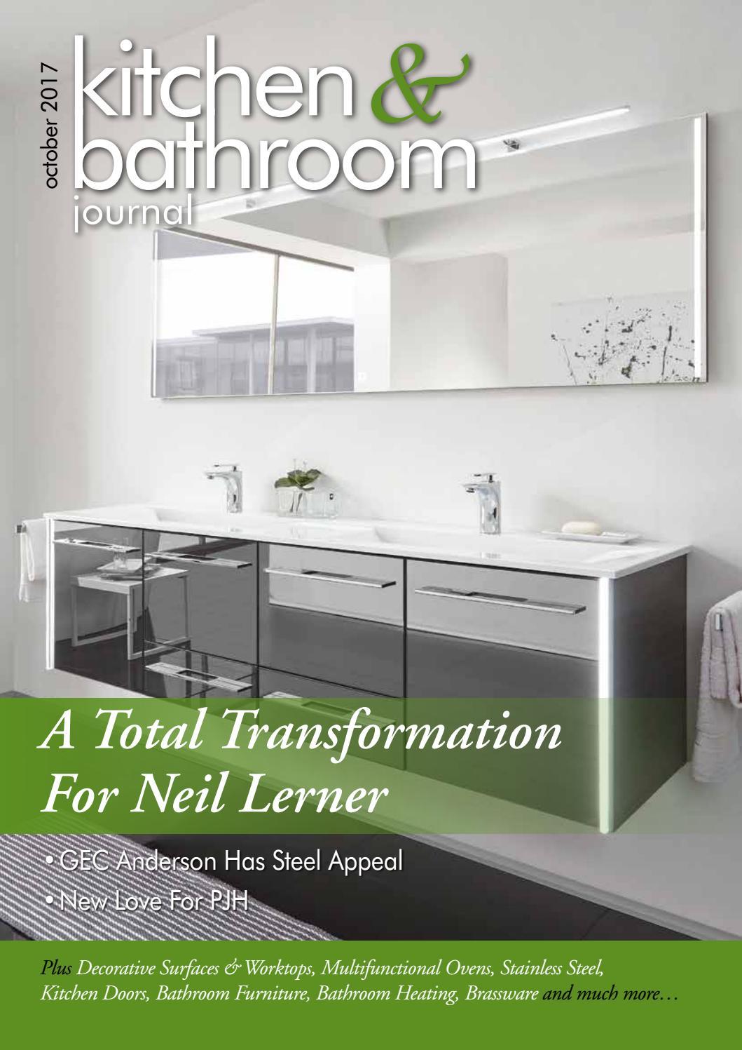 Kitchen & Bathroom Journal October 2017 by Craftsman Publishing Co ...