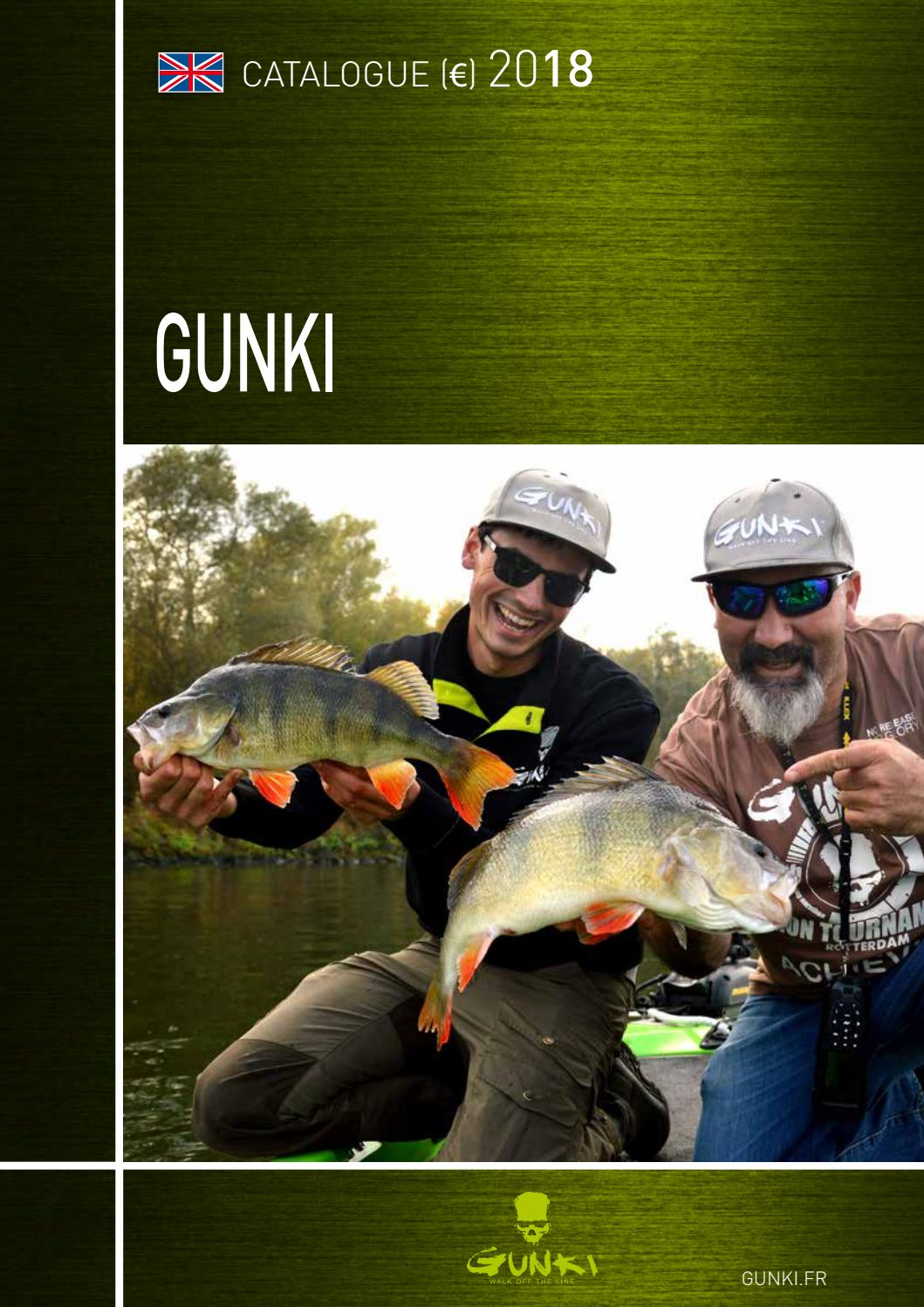 "GUNKI Street Fishing WHIZ 2/"" 3/"" 4/"" Soft Lures Preadtor Fishing Tackle Perch Chub"