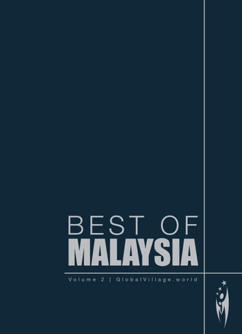 Best Of Malaysia Vol2 By Sven Boermeester Issuu