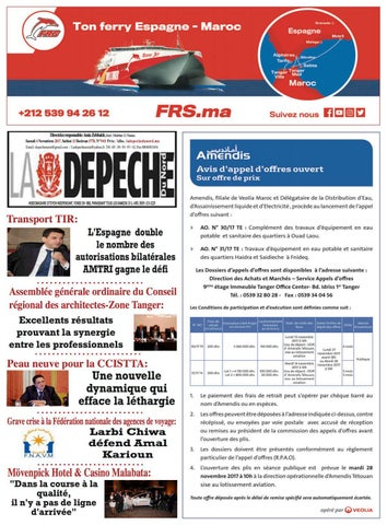 La Dépêche 940 By Assiadepeche Depeche Issuu
