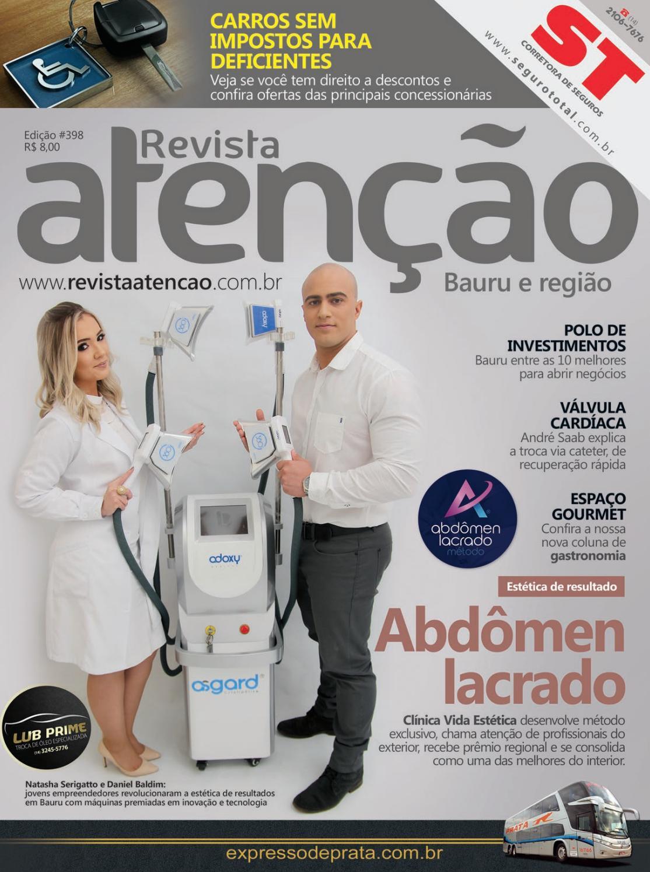 Revista Atenção - Edição 398 by REVISTA ATENÇÃO - issuu 5747d5bf4f2