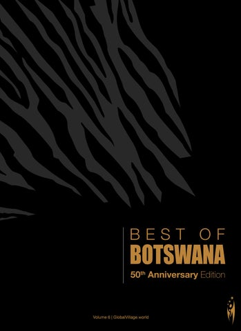 Best Of Botswana Vol 6 By Sven Boermeester Issuu