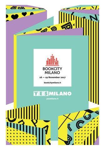 550c22b7f4 BookCityMilano Programma 2017 by FeelTheBook - issuu