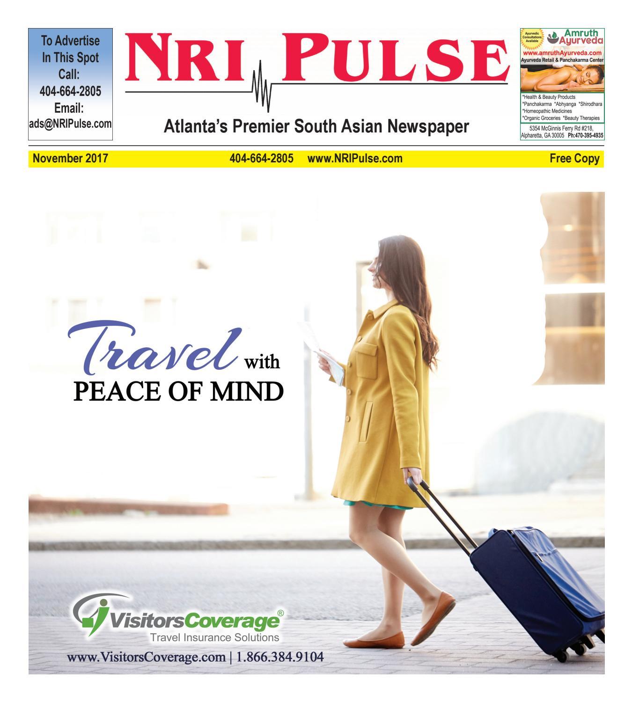 NRI Pulse November 2017 Print Issue by NRI Pulse - issuu