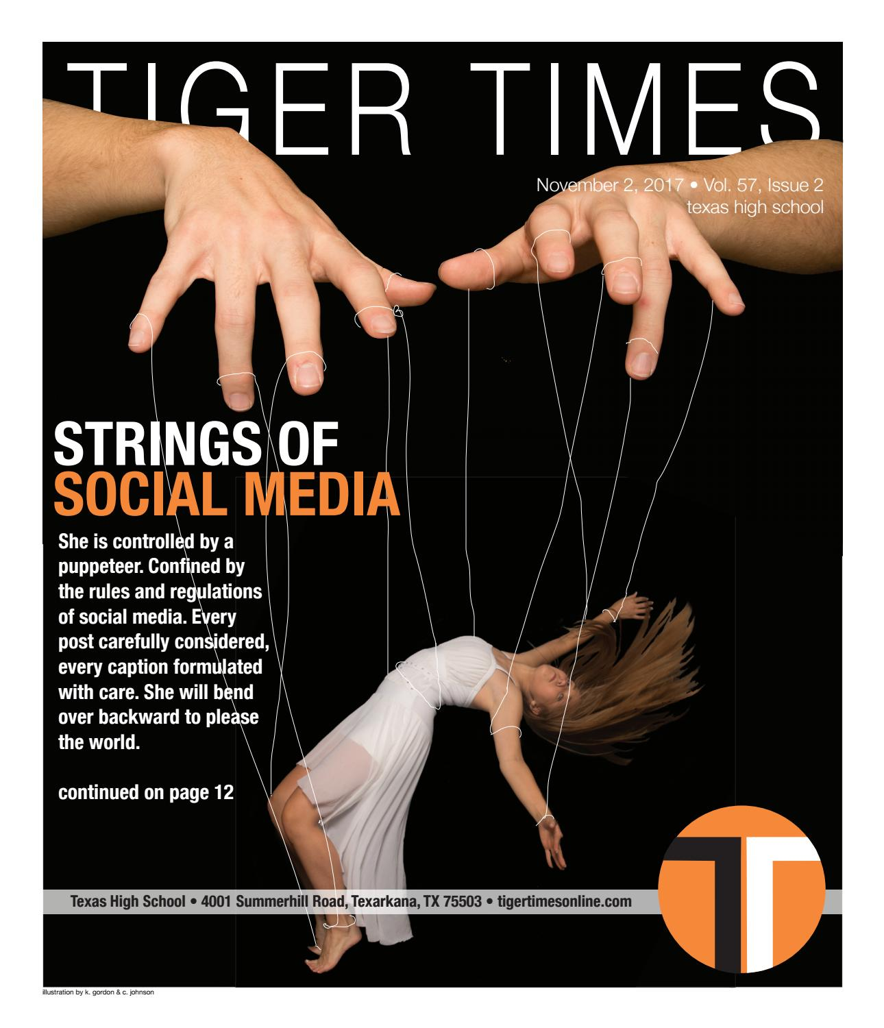 November 2017 Tiger Times by THS Student Media issuu