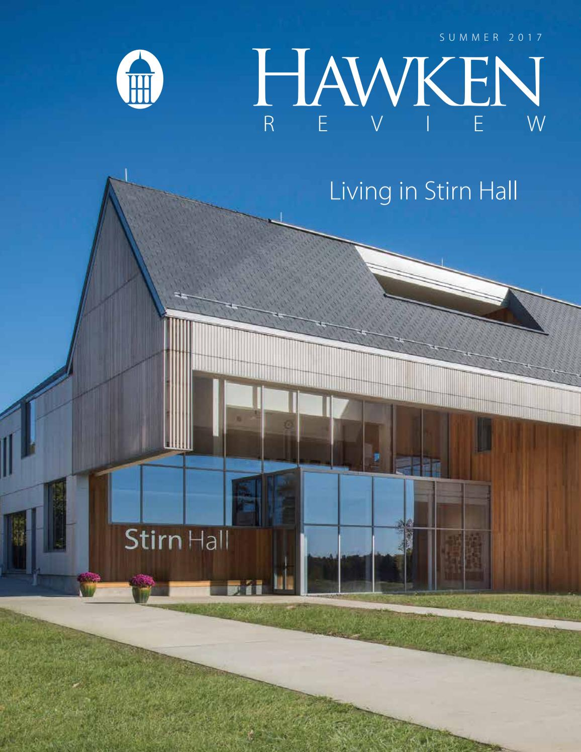 The Hawken Review, Summer 2017 by Hawken School - issuu
