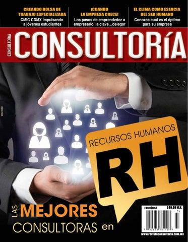 d1bbee77b3 Las Mejores Consultoras en Recursos Humanos 2016 by Revista ...