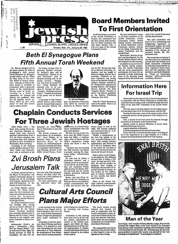 January 30, 1981 by Jewish Press - issuu