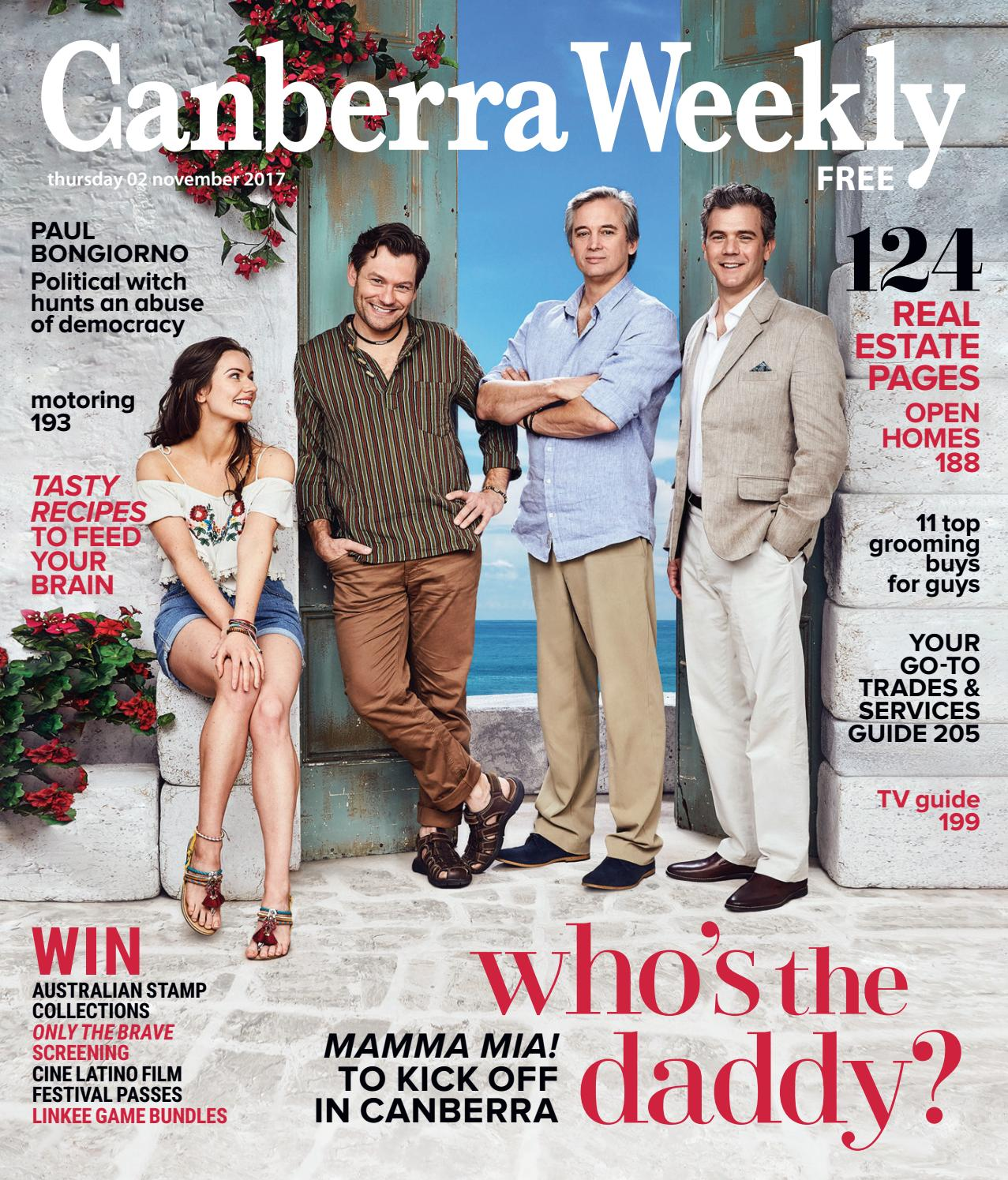 02 November 2017 By Canberra Weekly Magazine Issuu Sydney Xmas Lights 4 Drysdale Circuit Beaumont Hills Christmas