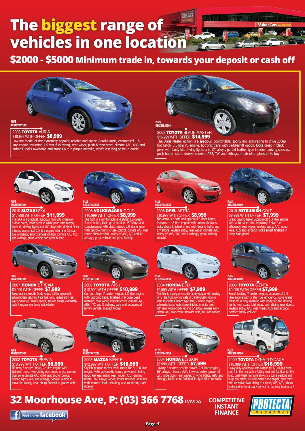 Best Motorbuys 10-11-17 by Local Newspapers - issuu