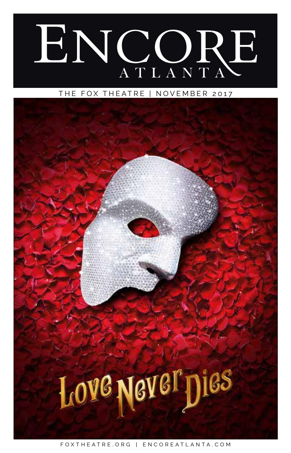 Phantom of the Opera Show LONDON Theatre West End.8 Page Promo Leaflet NEW Raoul