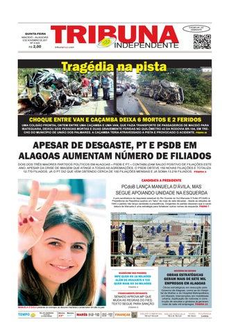 Edição número 3020 - 9 de novembro de 2017 by Tribuna Hoje - issuu b599485e6d