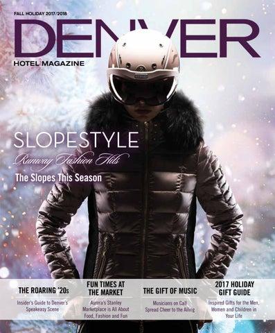 65a032922 Denver Hotel Magazine - Fall/Holiday 2017/2018 by Dallas Hotel ...