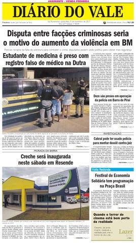 a2f22d9ad7506 8544 diario quinta feira 09 11 2017 by Diário do Vale - issuu