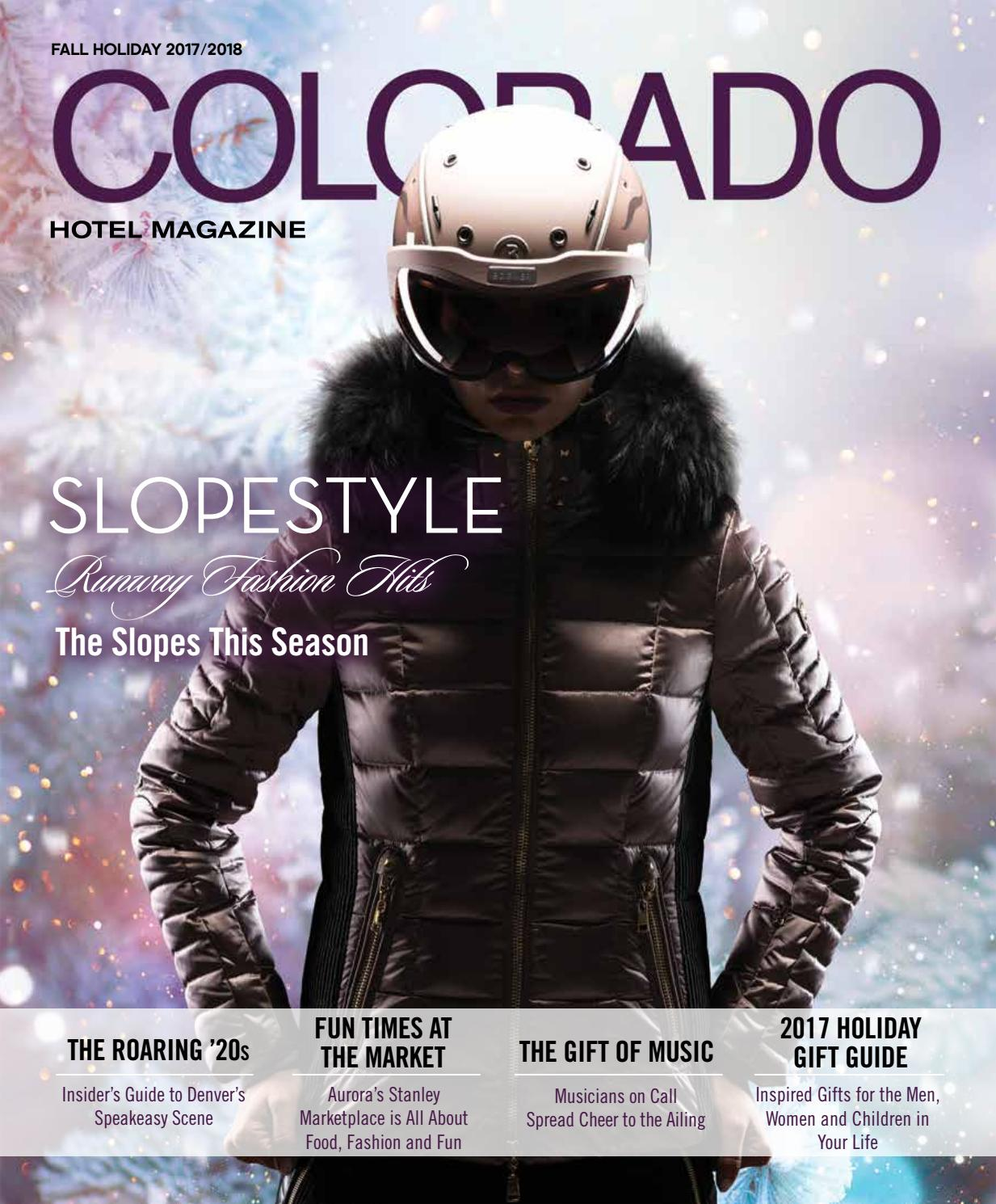 0267e5e7a8d8 Colorado Hotel Magazine - Fall/Holiday 2017/2018 by Dallas Hotel Magazine -  issuu