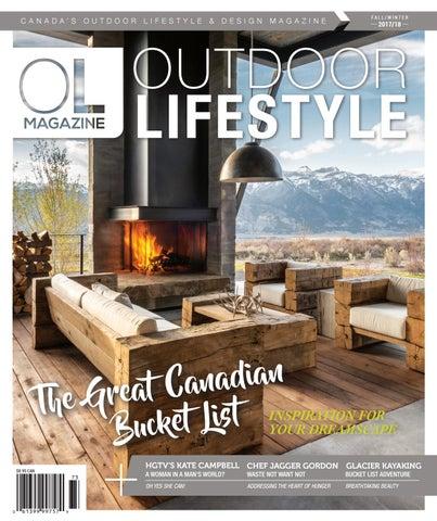 Outdoor Lifestyle Magazine Fall Winter 2017 by Koru Creative Group ... e677e10c15cc
