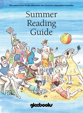 Gleebooks Summer Reading Guide 2017 By Gleebooks Issuu