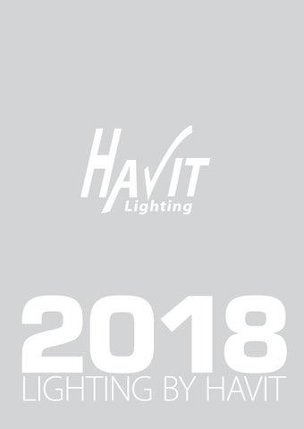 2018 LIGHTING BY HAVIT  sc 1 st  Issuu & Havit Lighting Catalogue 2018 by TMF_Global - issuu