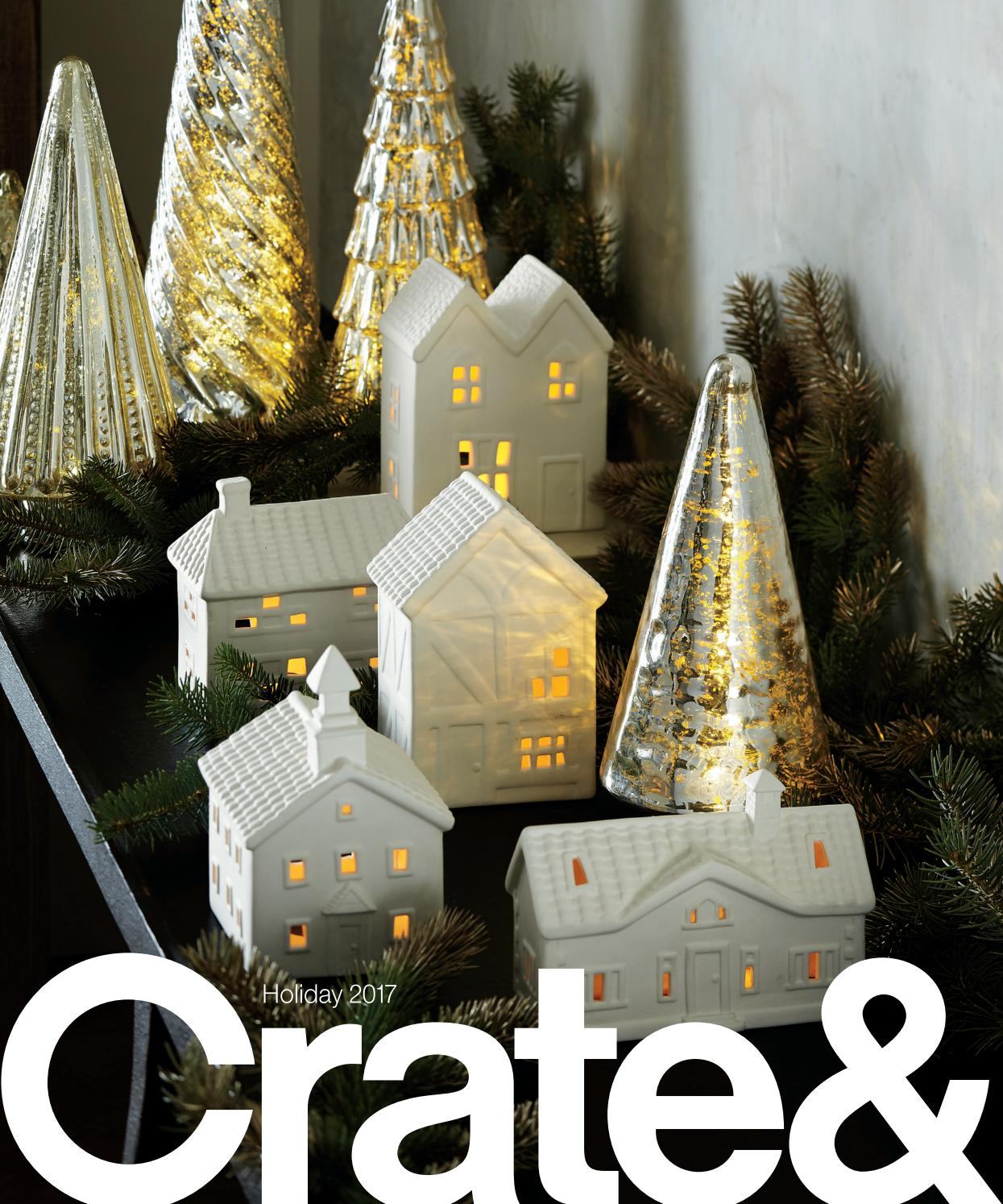 Crate And Barrel Christmas Decorations  from image.isu.pub