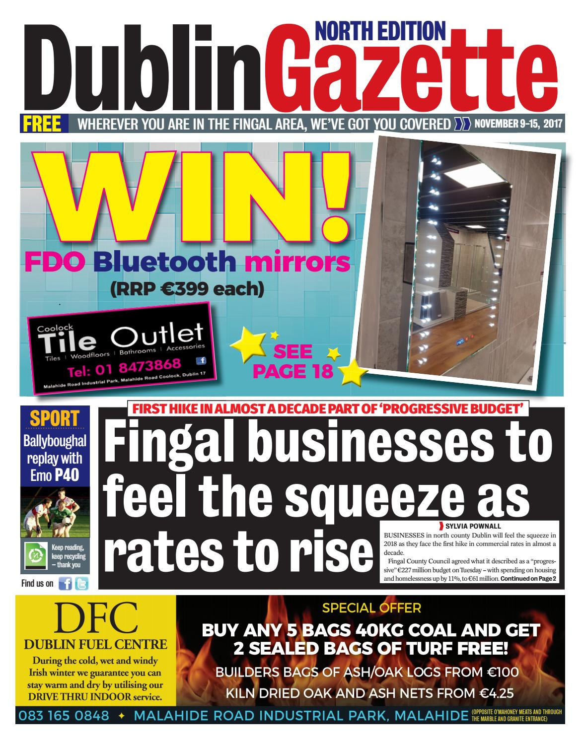 North by Dublin Gazette - issuu 4f0a24d23f4b3