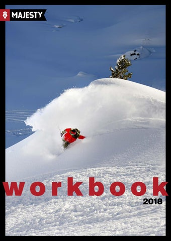 d6f05c85 Majesty Catalog 2018 by snowsport snowsport - issuu