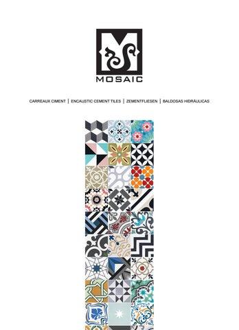 MOSAIC del Sur - Catalog 2017 by Mosaic del Sur - issuu