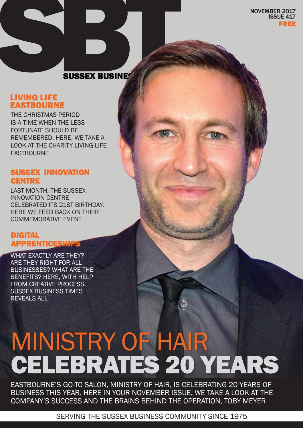 97d15f5104 Sussex Business Times issue 417 by Life Media Group - issuu