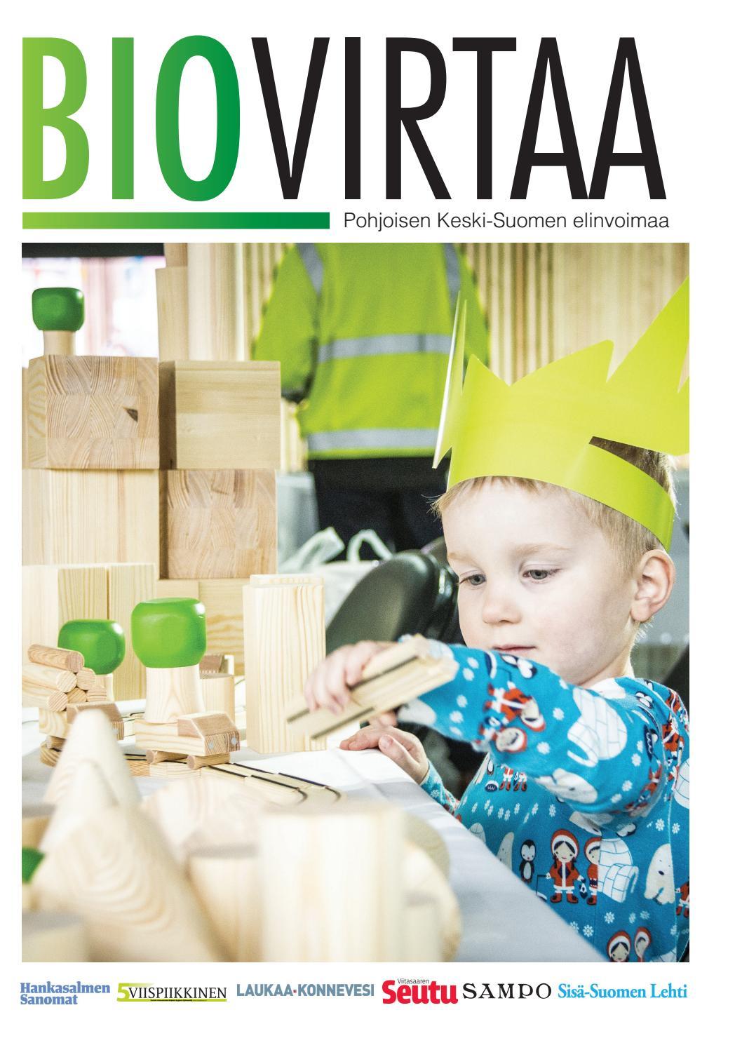 BIOVIRTAA - syksy 2017 by Sisä-Suomen Lehti - issuu 3f08adf6d8