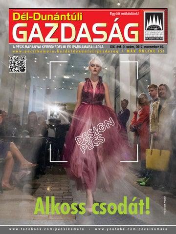 9262adf71e Dél-Dunántúli Gazdaság XIX. évfolyam 9. szám by Pécs-Baranyai ...