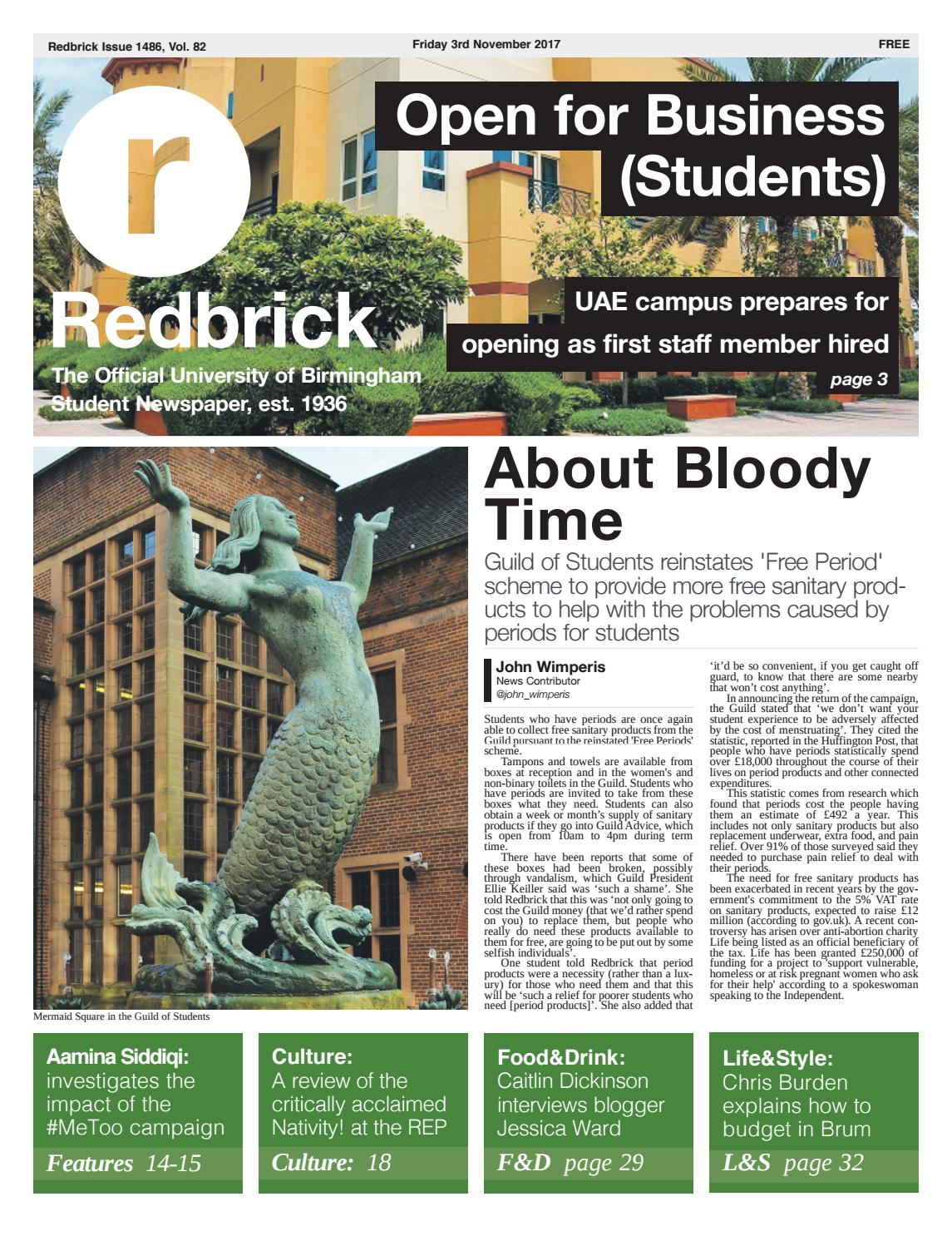 6277273afa797 Issue 1486 by Redbrick - issuu