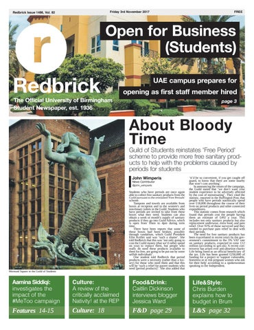 ce7bddd74 Issue 1486 by Redbrick - issuu