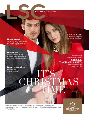 ce425073a LSC Christmas Magazine by Lyngby Storcenter - issuu
