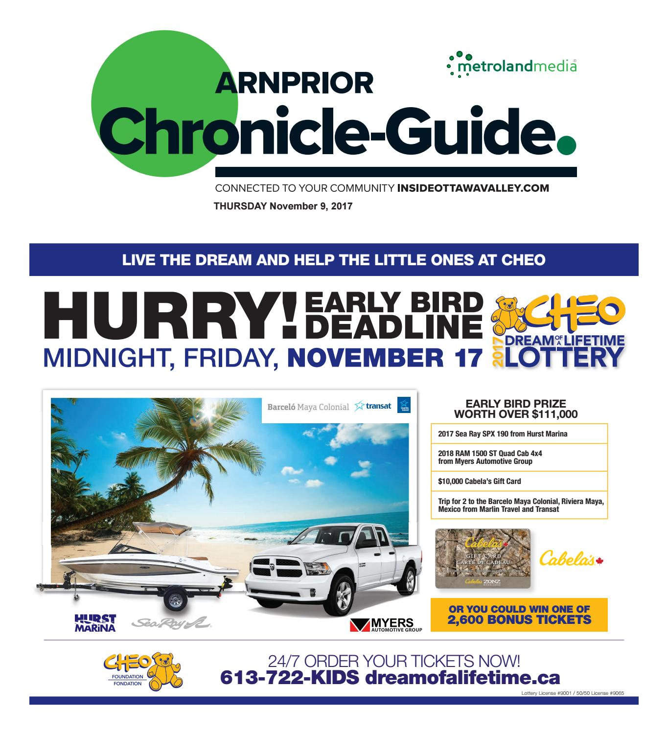 8b37469ab4a Arnprior110917 by Metroland East - Arnprior Chronicle-Guide - issuu
