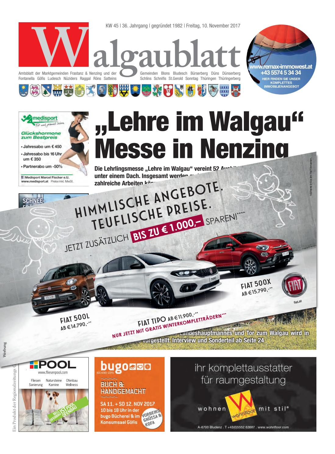 Walgaublatt%2045 by Regionalzeitungs GmbH - issuu