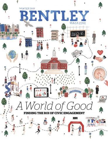 Bentley University Magazine - Winter 2017 by Bentley University - issuu a94987b6b26