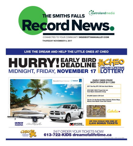 Smithsfalls110917 by metroland east smiths falls record news issuu page 1 fandeluxe Image collections