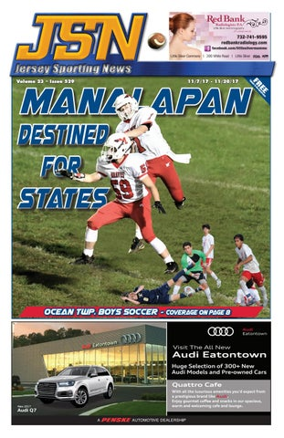 Manalapan Destined For States By Jersey Sporting News Issuu