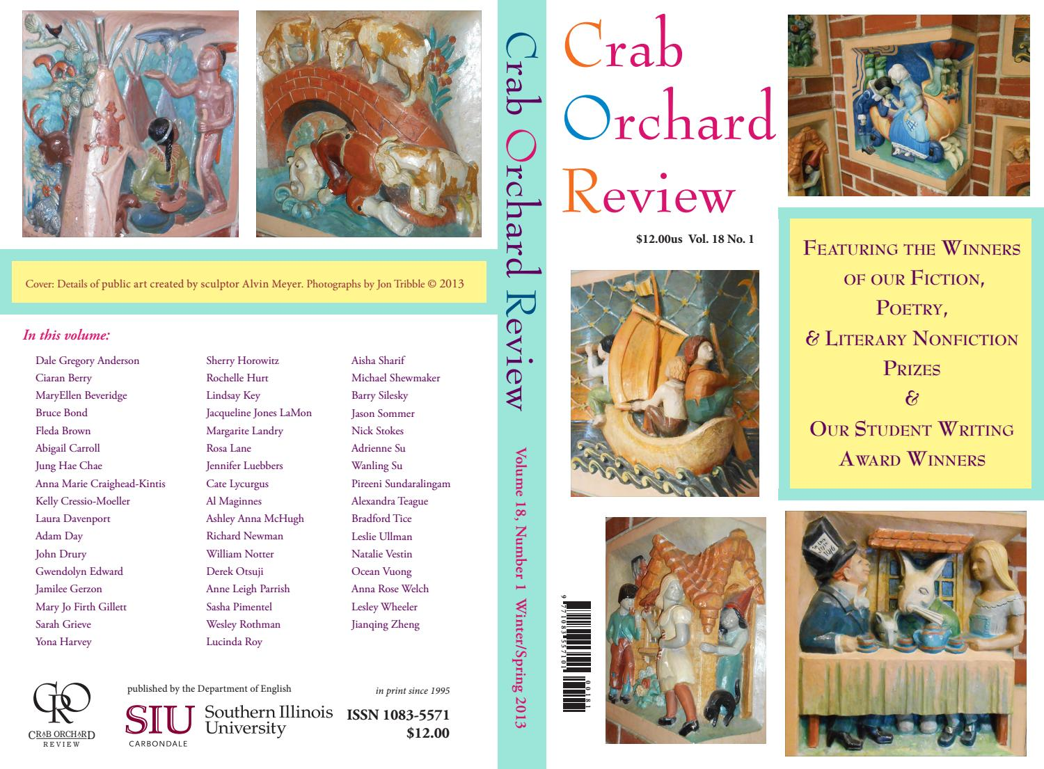 Crab Orchard Review Vol 18 No 1 W S 2013 By Issuu Pics Photos Origami Diagram Pic 3 Www Guide Com 63 Kb