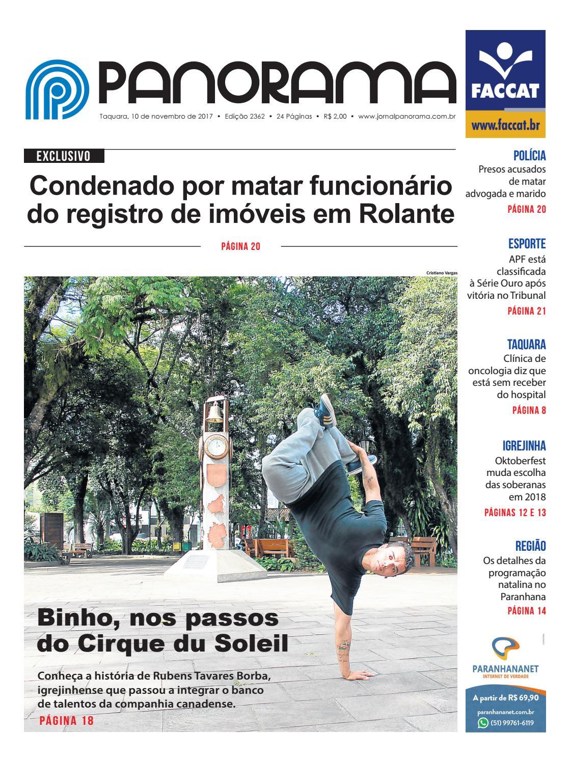 2362 by Jornal Panorama - issuu dd22fe75e801f